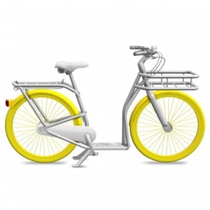 bicycle by Philippe Starck  and Peugeot