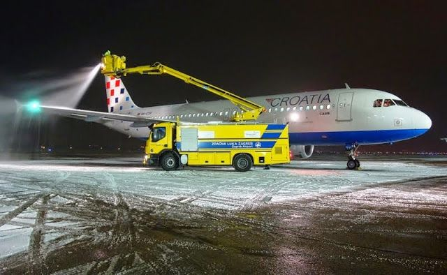 Airlines And Airports Shift To Winter Operations In 2020 Croatia Airlines Airlines Croatia
