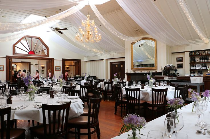 The Walter Peak homestead, decked out in wedding finery #WalterPeak #NZweddings #Queenstown #RealJourneys #TSSEarnslaw #LakeWakatipu #NewZealand #weddings