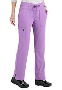 Grey's Anatomy Signature Callie 3 Pocket Straight Leg Cargo Scrub Pants