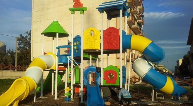 Area giochi Sicilia