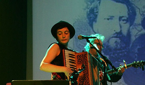 The Spirit Sings Theatre Music Production - Maria Dunn
