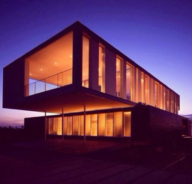 Facades Modern Homes And Minimal On Pinterest