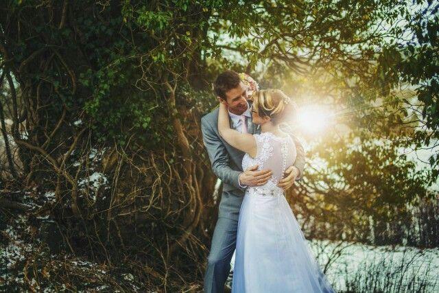 #three #winter #wedding #bride #sun #cold #weddingdress