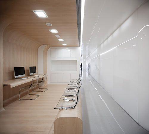 Dental Office by Estudio Arquitectura Hago in interior design architecture  Category