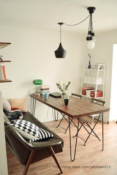 + 신혼집 셀프인테리어 / 우리집 요즘의 모습 : 네이버 블로그