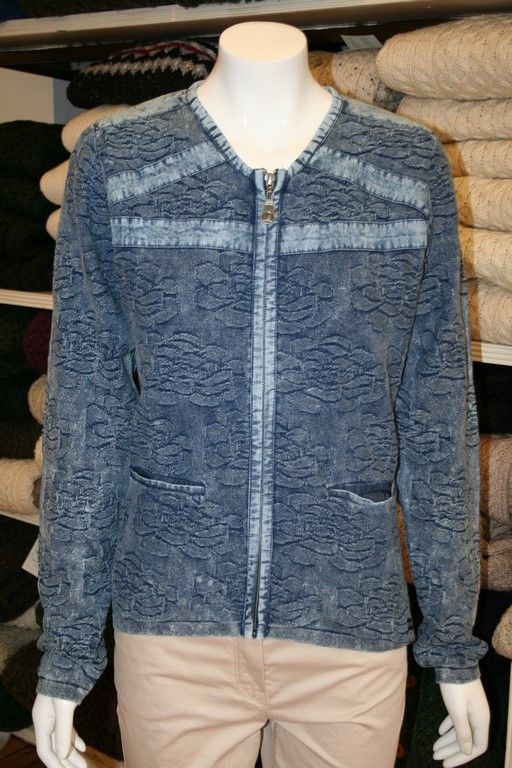 SPECIAL OFFER 100% Cotton Cardigan from Key West clothing. Machine washable Danish design.