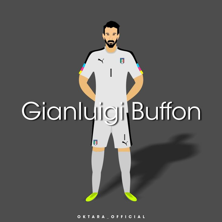 Age is just a Number. Gianluigi Buffon