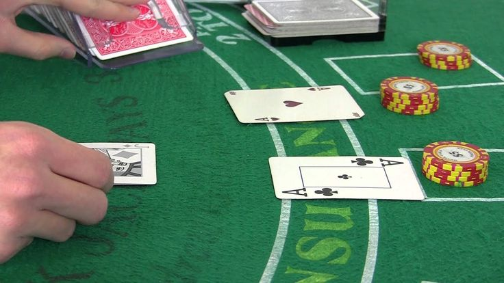 How to play blackjack at a casino and win