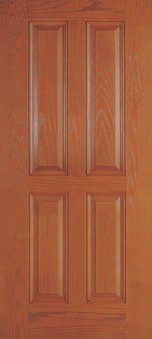 21 best Woodgrain Fiberglass Doors images on Pinterest Exterior