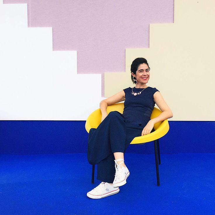 Leire Urzaiz, cofundadora de Papiroga