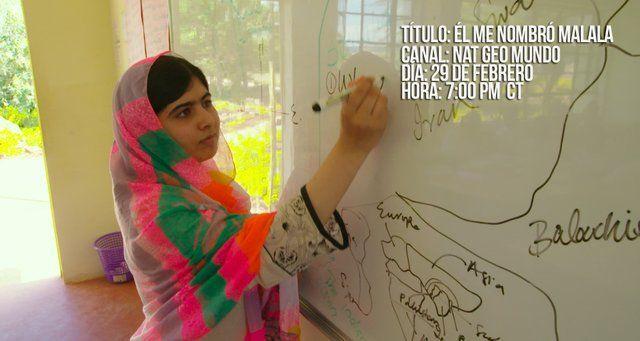 La historia de Malala llega a la televisión     Semana News   El portal de noticias de Houston