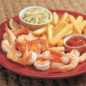 Shrimp Feast A Half Pound Of Large Succulent Sautéed Scampi Style With Garlic Parsley Er And White Wine Or Served Your Way