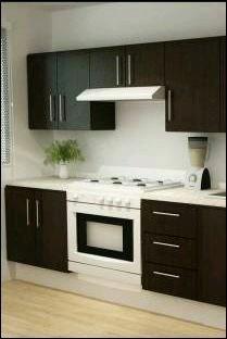 Descubre como ahorrar espacio en tu cocina
