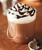 Bon'App - Лучше Счетчик калорий: Результаты поиска для напитков2 унции полусладкого шоколада, 1/3 стакана шоколадной стружкой  4 чашки обезжиренного молока  1/4 стакана какао-порошок  1/4 стакана сахара  1/8 чайной ложки мяты экстракт  1. Смешайте шоколад, молоко, какао-порошок и мяты в кастрюле и тепла на среднем огне. Взбейте, пока смесь не закипит и шоколад растворяли. 2. Разлейте горячий шоколад в кружки.  Размер порции: 1 чашка