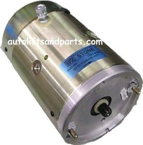 17 best ideas about rotary lift parts boeing ch 47 kmd 1 12 volt motor for spx stone and fenner hydraulic power units has