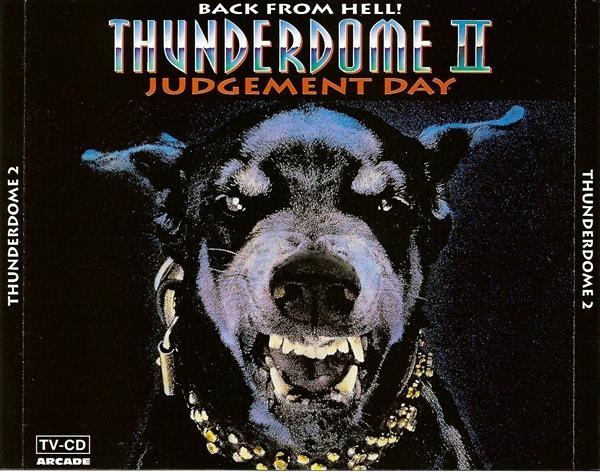 Various - Thunderdome II - Back From Hell! - Judgement Day