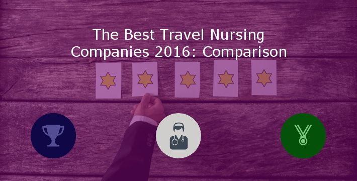 "We compare the ""Top Travel Nursing Company Lists"" for 2016 from the two most popular rating services, Highway Hypodermics and Travel Nursing Central."