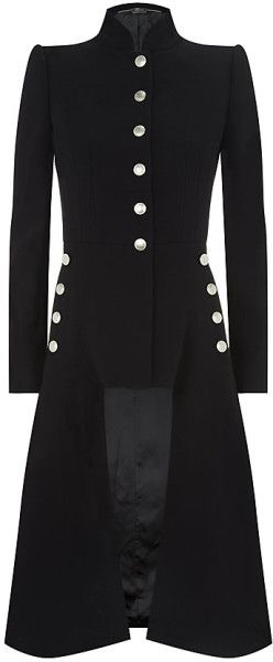 17 Best ideas about Black Military Jacket on Pinterest | Military