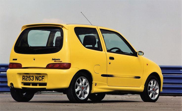 1997 FIAT Seicento (Tipo 187)