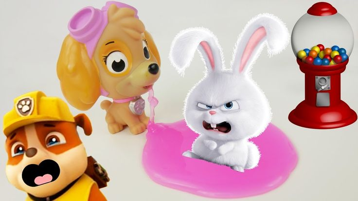 PAW PATROL Slime Gumball Toy Hunt Surprises Skye Gets Sick on Secret Life of Pets Toys LEARN COLORS. This is an educational learning video with toys that can help with eye-hand coordination fine motor skills and learning English as a second language (ESL).  Subscribe here to never miss a video: https://www.youtube.com/channel/UCsRW8ikkc-uISUXtNKBfFcw?sub_confirmation=1  - Watch my last video: https://youtu.be/kmrUb_uNHB8  Sparkle Spice is a channel where we make learning videos for…
