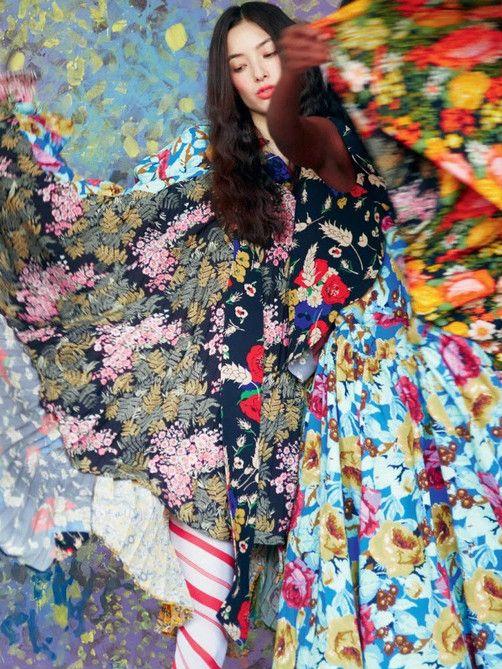 Harper's Bazaar UK August 2016 -  Erik Madigan Heck