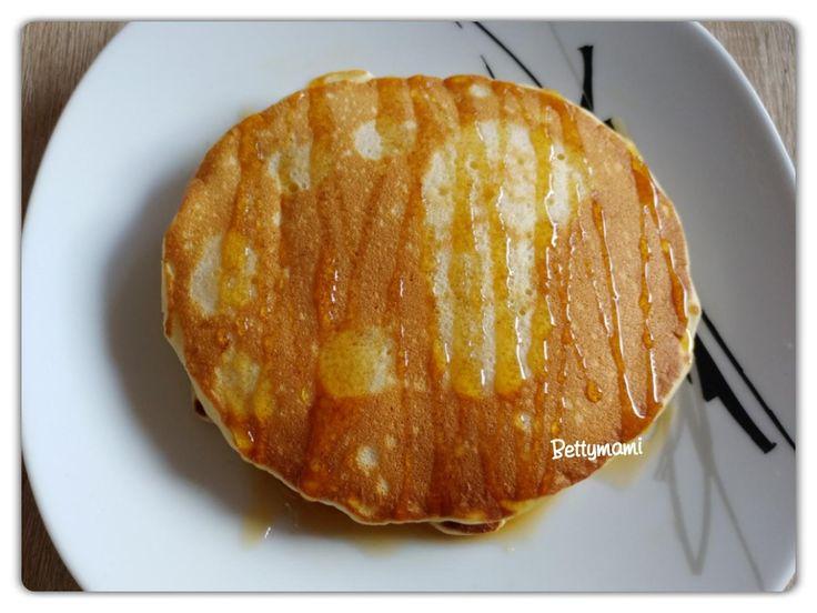 Amerikai palacsinta – Pancake | Betty hobbi konyhája