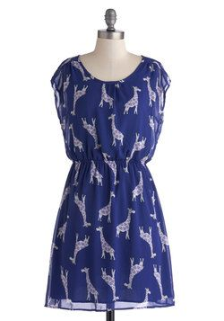 Ossicone and Only Dress, #ModCloth