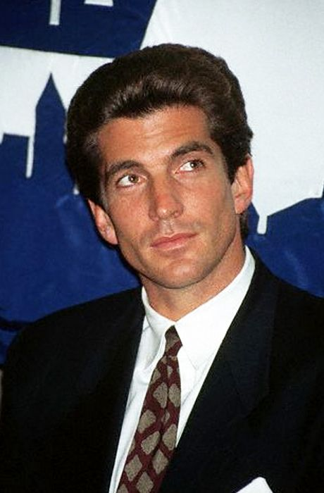 images john kennedy jr | An Ode to John F Kennedy Jr - John F. Kennedy, Jr. attends a City ...