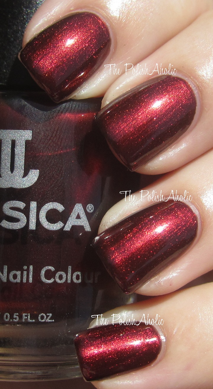 The 25+ best Jessica Nagellack images on Pinterest | Nail polish ...