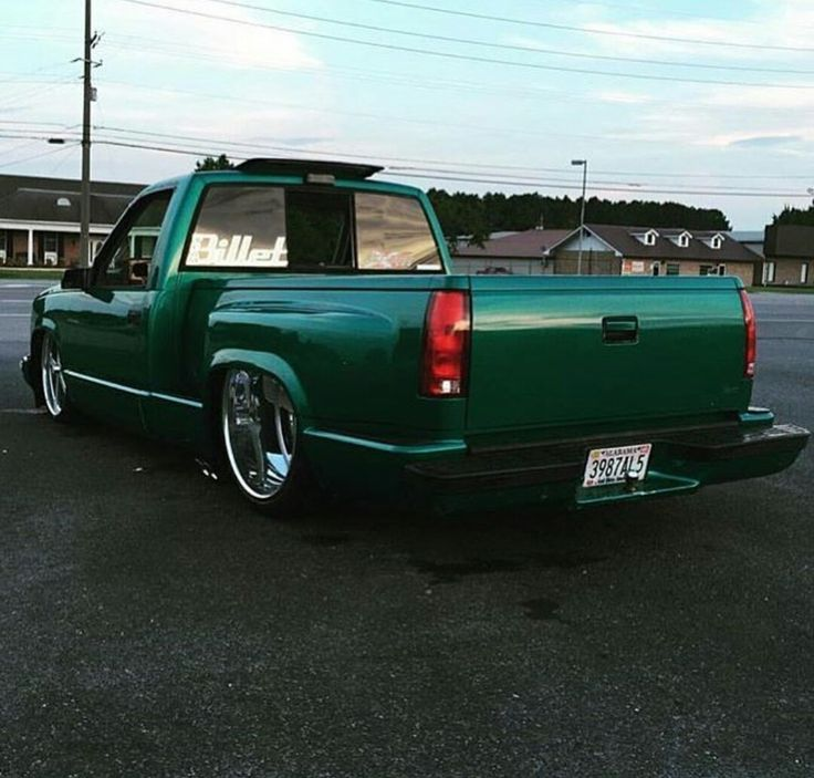 17 Best Images About 88-98 CHEVY SHOW TRUCK On Pinterest