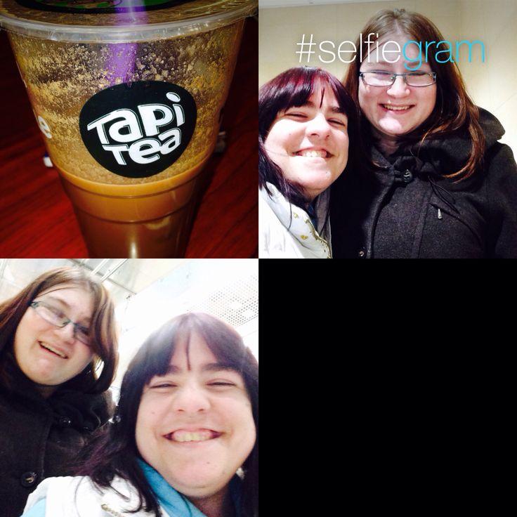 Já S Mojí Nejlepší Kámoškou Monikou Dneska Selfie/Me And My Best Friend Monika Today Selfie (21.2.2015)