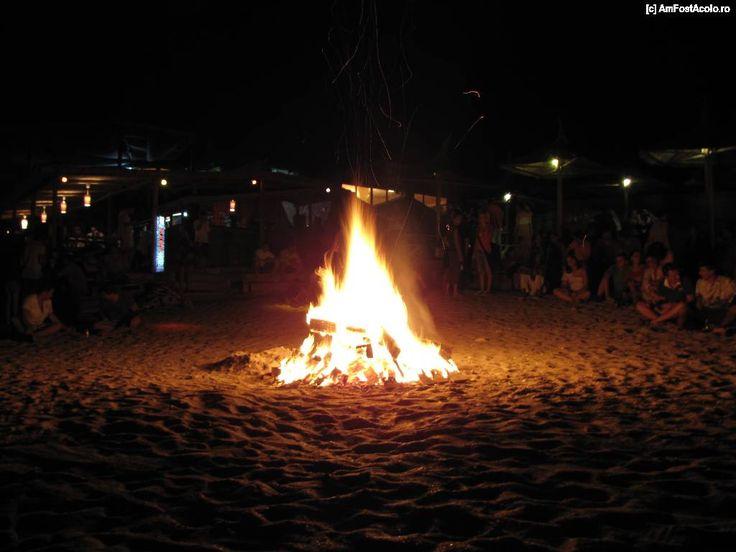 1998, Bonfire in Vama veche