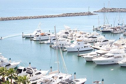 Hotel Coral and Marina offers a luxurious escape just a short drive away in Ensenada, Mexico #finemagbaja