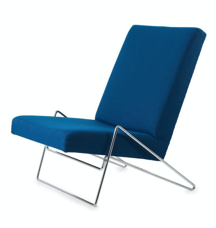 Quirin punzmann chromed steel prototype chair 1956 for Furniture 0 interest