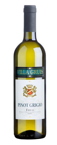 La Delizia - Villa Gruis PINOT-GRIGIO Friuli.