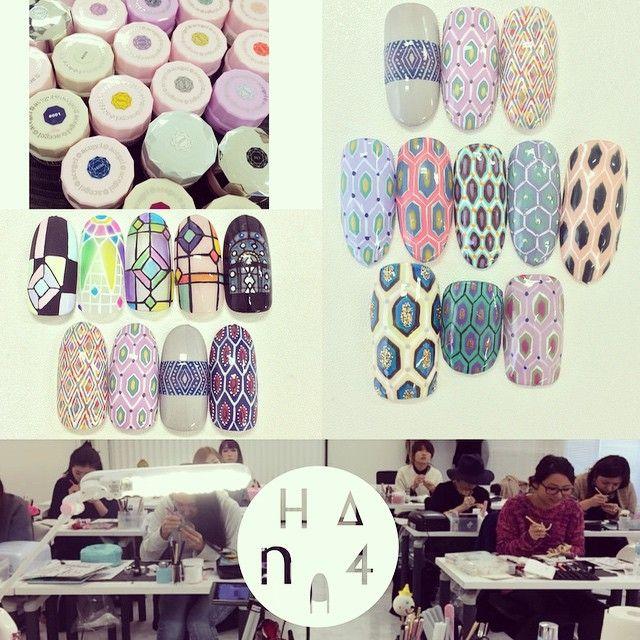 12/1./2は#名古屋 #大阪 の#ネイルパートナー にて#acegel を使用したアートセミナーでした... | Use Instagram online! Websta is the Best Instagram Web Viewer!