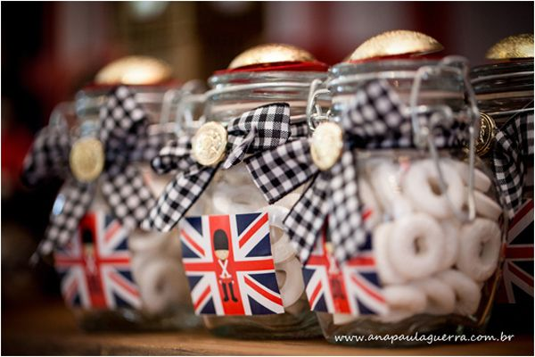 Amazing London themed Party