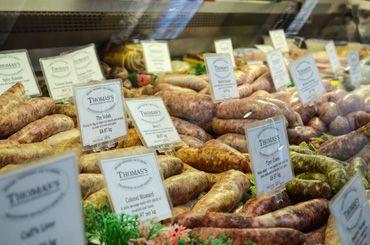 Cotswold Allure Directory: Thomas of Malmesbury - Butchers