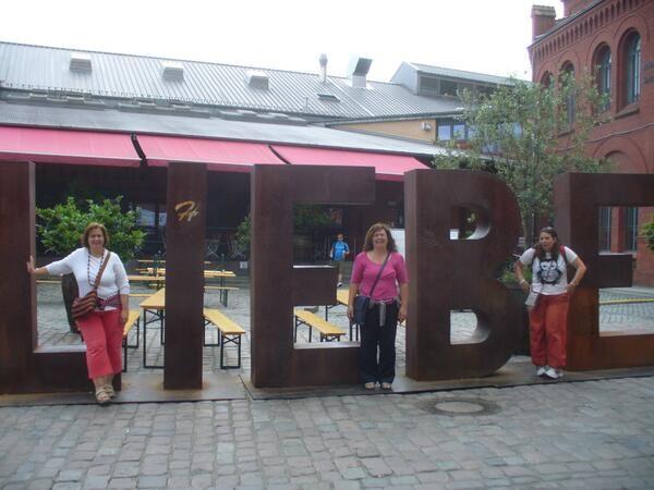 Una vacanza con le amiche a Berlino di Clara - acasadiclara
