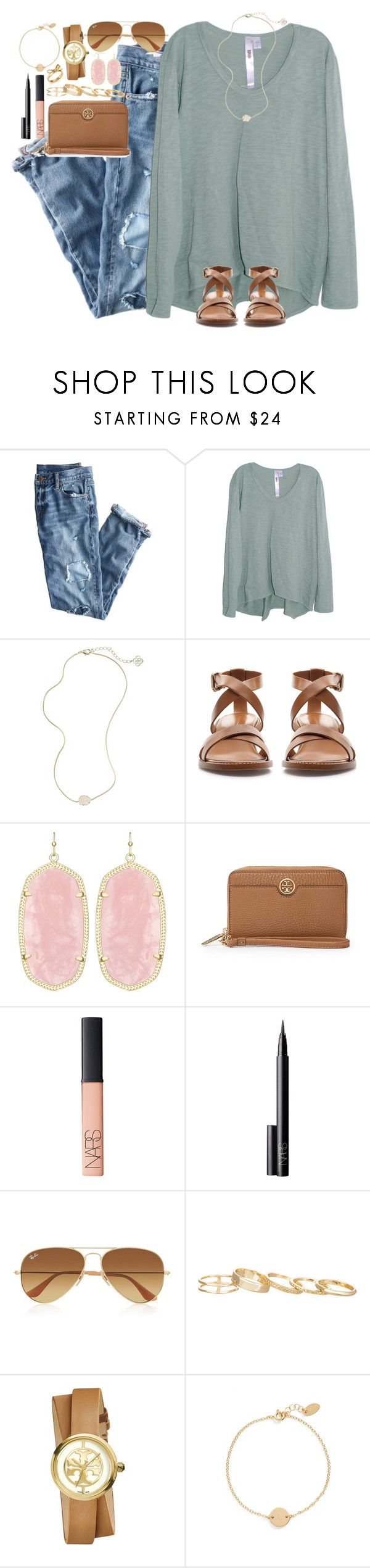 """We might not have any money, but we've got our love to pay the bills"" by lauren-hailey ❤ liked on Polyvore featuring J.Crew, Wilt, Kendra Scott, Zara, Tory Burch, NARS Cosmetics, Ray-Ban, Nashelle and Kate Spade"