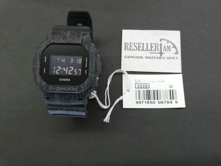 Casio G-shock DW-5600SL-1