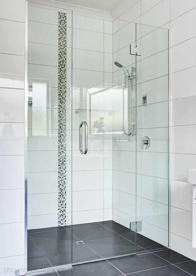 Standard Sizes For Frameless Shower Doors Stairs For The