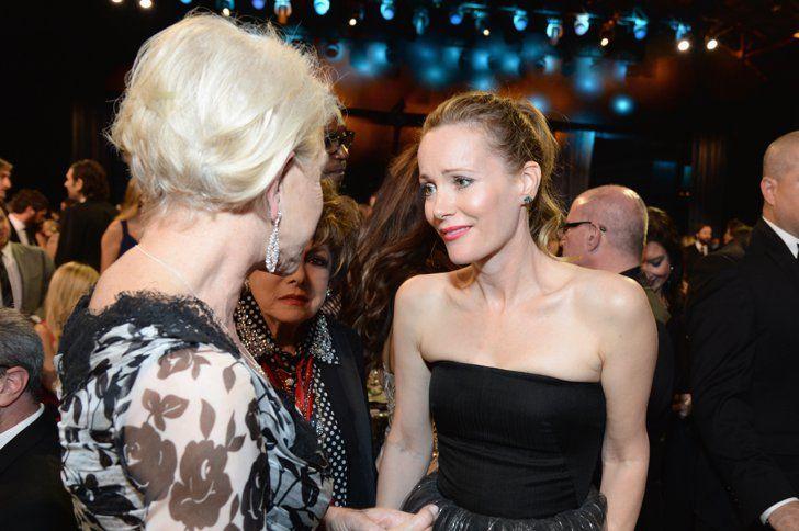 Pin for Later: 32 Potos des Critics' Choice Awards à Ne Pas Manquer Helen Mirren et Leslie Mann