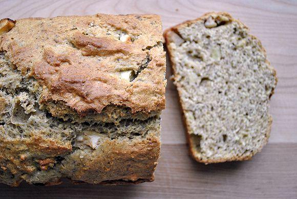 Lavender Apple Bread recipe.