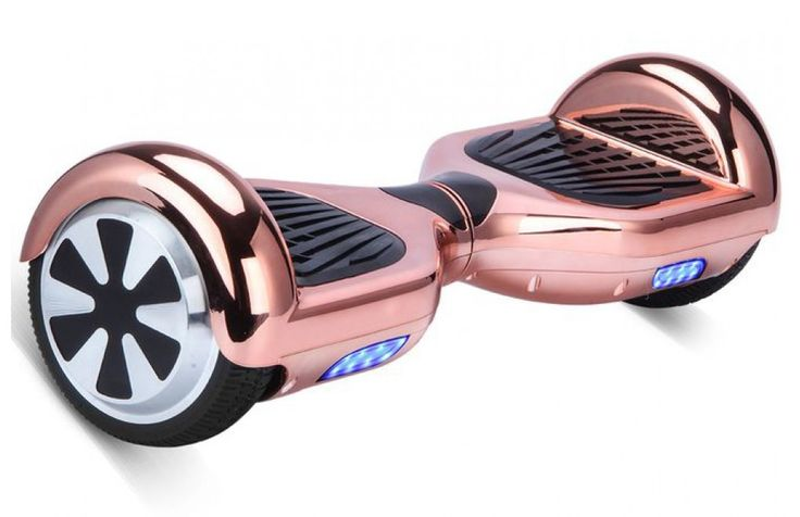 """6.5"""" Hoverboard   Rose Gold - Americas Toys"""
