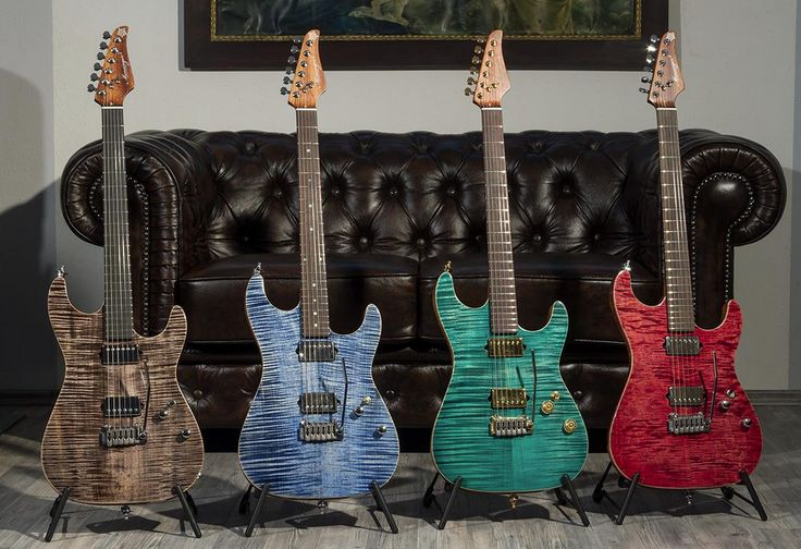 Mensinger Guitars