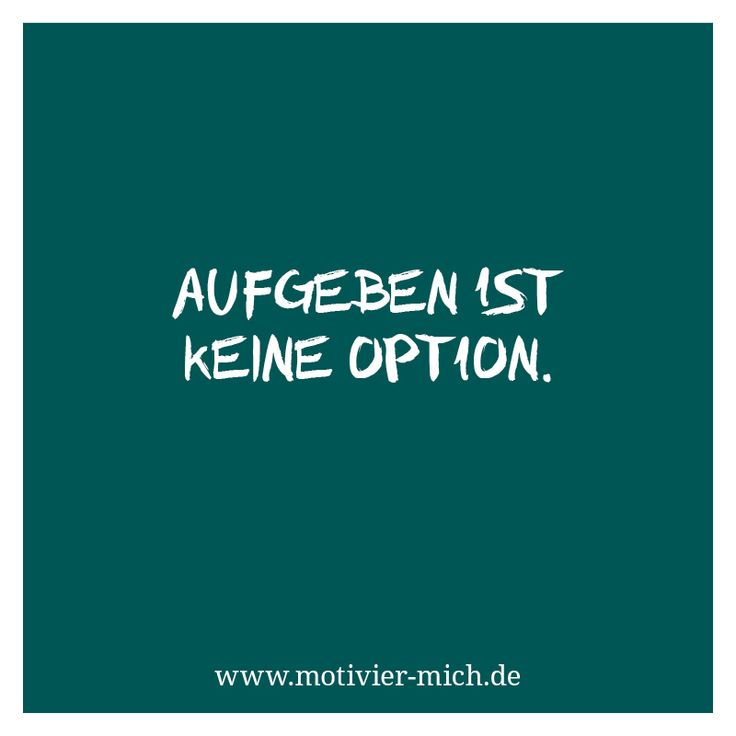 aufgeben ist keine option motivation words spruch crossfit functional fitness gym cologne. Black Bedroom Furniture Sets. Home Design Ideas