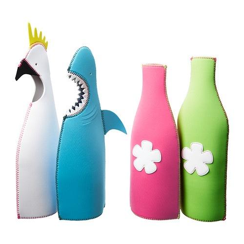 Enfriador de botellas tiburón  :D