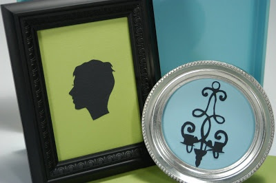 Cathie and Steve: Silhouettes Make The Cut - Tutorial